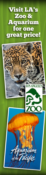 Visit LA's Zoo & Aquarium for one great price!