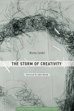 Kyna Leski The Storm of Creativity