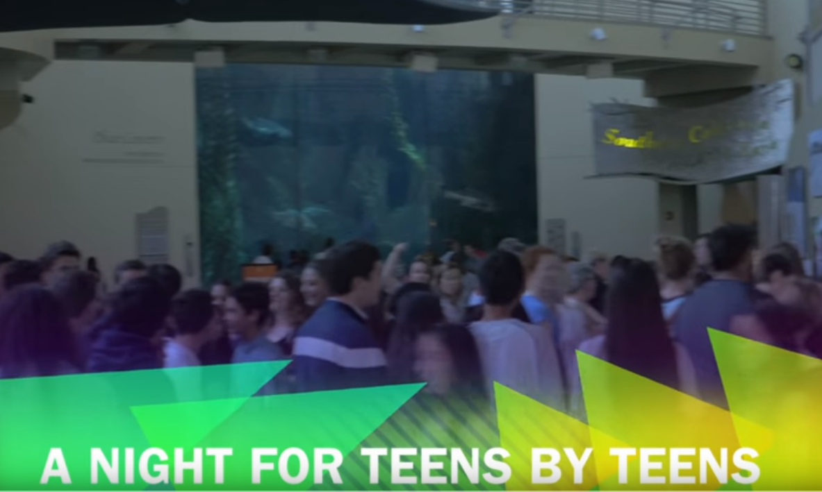A Night For Teens By Teens