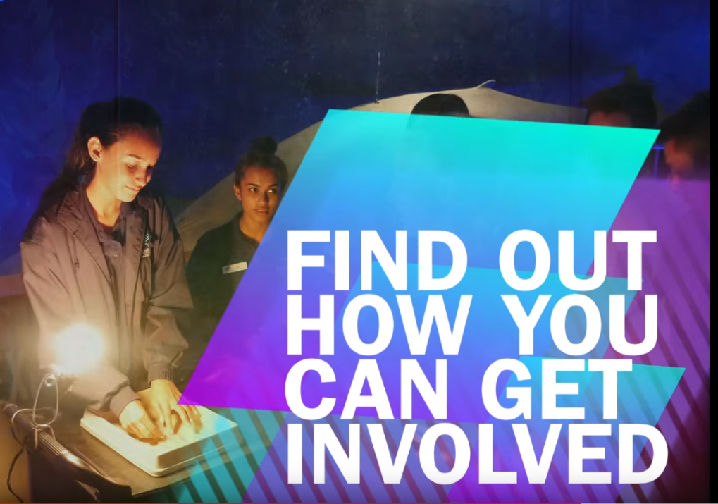 Find Out How You Can Get Involved