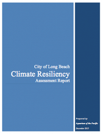 Climate Resiliency Report Cover