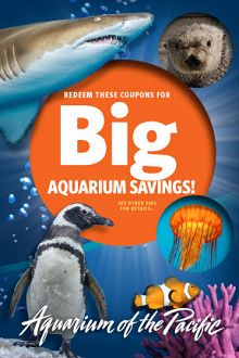 Big Aquarium Savings Ad