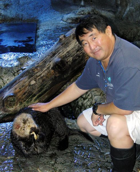 Hugh's Top Ten Reasons For Volunteering 5000 Hours At The Aquarium Of The Pacific