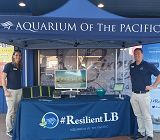 Resilient Long Beach exhibitor booth
