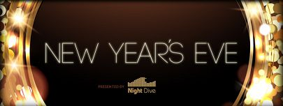New Year's Eve Presented by Night Dive