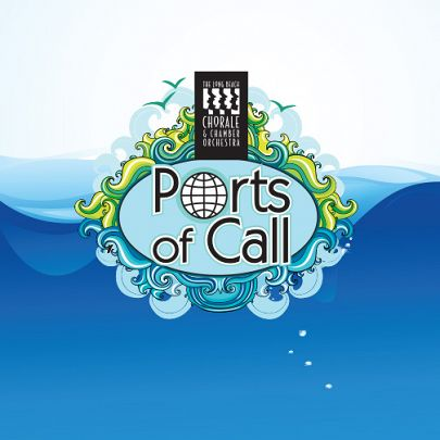 Long Beach Chorale Ports of Call logo