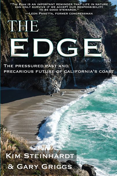 The Edge front book cover