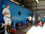 The USC Catalina Hyperbaric Chamber