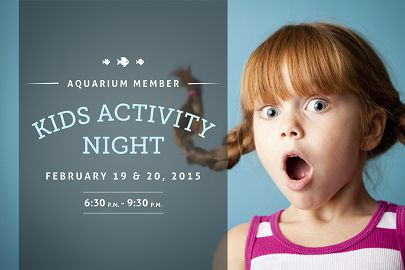 Member Kids Activity Night