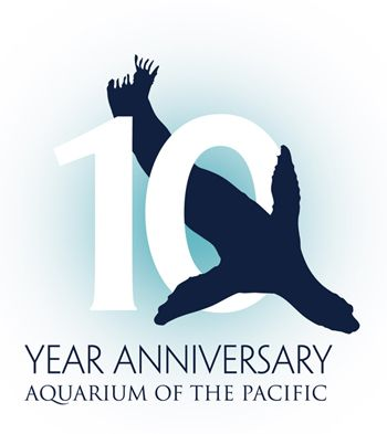 AQUARIUM OF THE PACIFIC CELEBRATES 10TH ANNIVERSARY