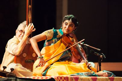 Divine Strings: An Evening of Meditative Indian Music