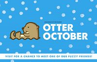 Otter October for Members links to Otter October for Members