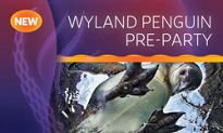 Penguin Pre-party with Wyland