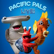 Pacific Pals muppets