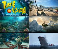 Collage of Turtle Vision stills - thumbnail