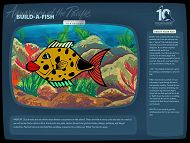 Screenshot of Build a Fish