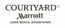Courtyard Marriott Long Beach Downtown logo