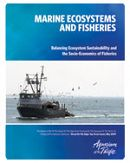 Report Cover links to Ecosystems and Fisheries