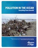Report Cover links to Pollution in the Ocean: Everything Flows Downhill