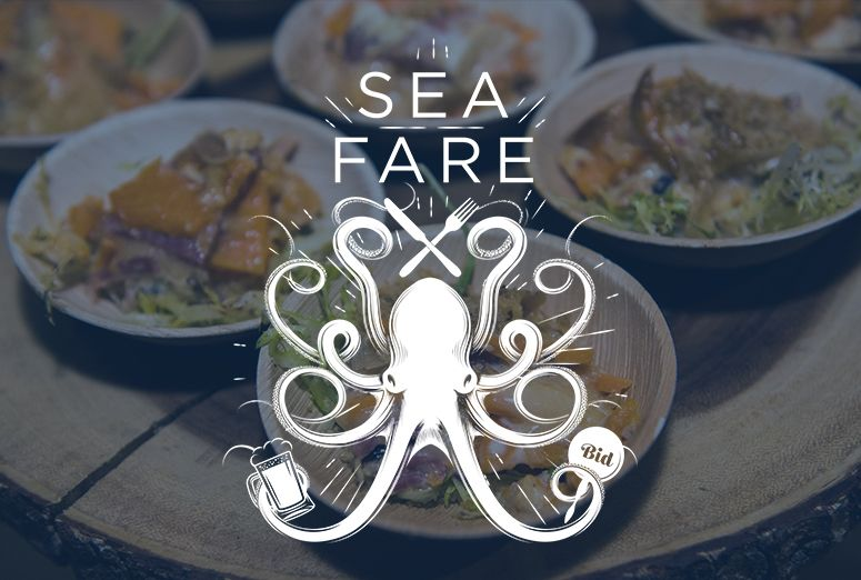 Sea Fare Logo and Image