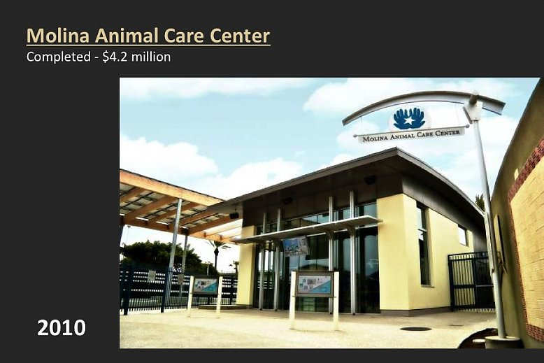 Molina Animal Care Center