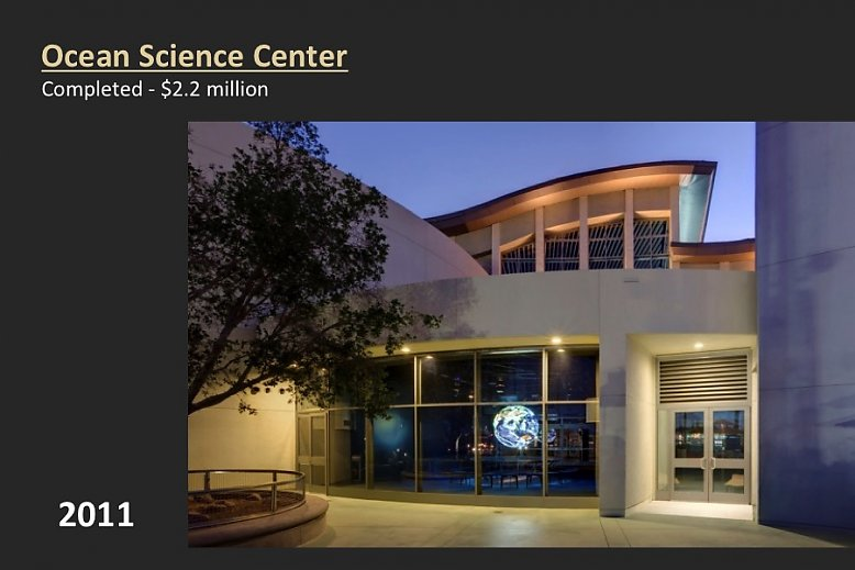 Ocean Science Center