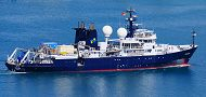 Schmidt Ocean Institute Research Vessel Falkor links to Aquarium and Schmidt Ocean Institute Partner to Engage Public in Real-Time Shark Research
