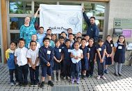Student Visits to the Aquarium Funded by Premier Long Beach During Grand Prix