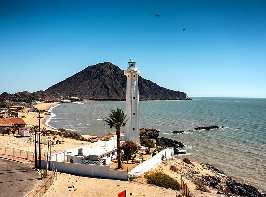 San Felipe lighthouse - slideshow