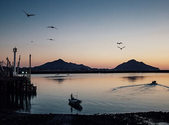 San Felipe Harbor - slideshow