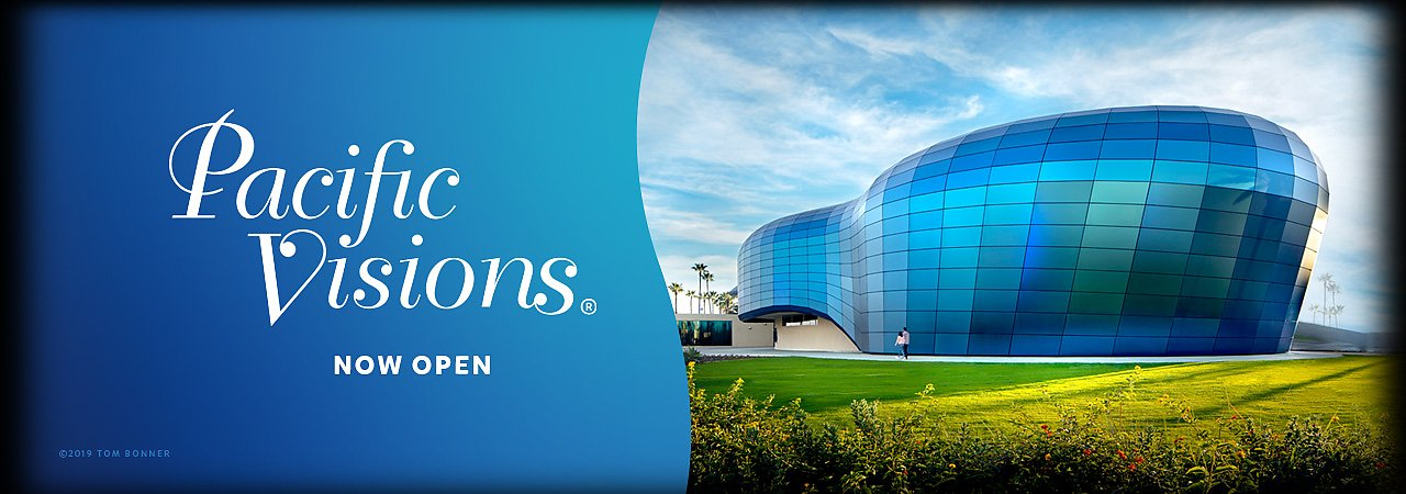Pacific Visions Now Open at the Aquarium - banner