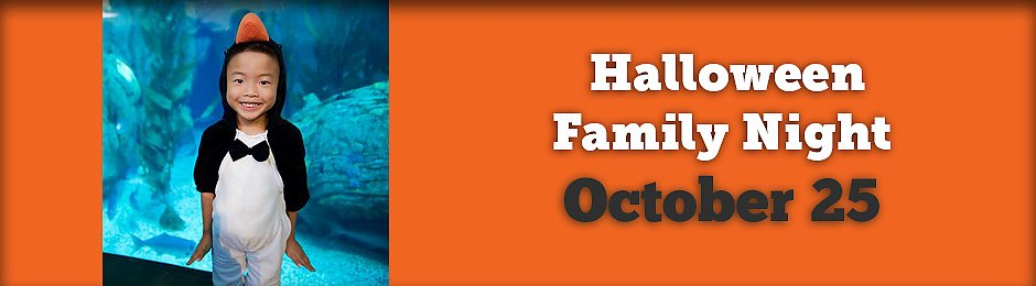 Halloween Family Night - banner