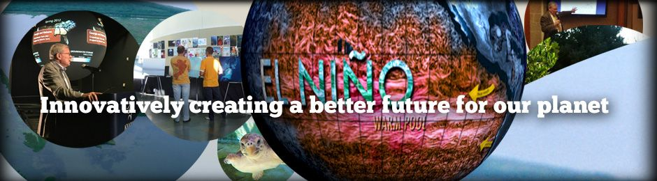 Creating a better future at the Aquarium - banner