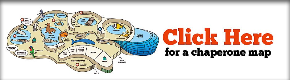 Chaperone Maps for your Aquarium field trip found here - banner