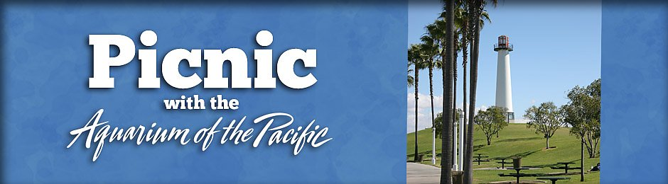 Have a Picnic special event at the Aquarium - banner
