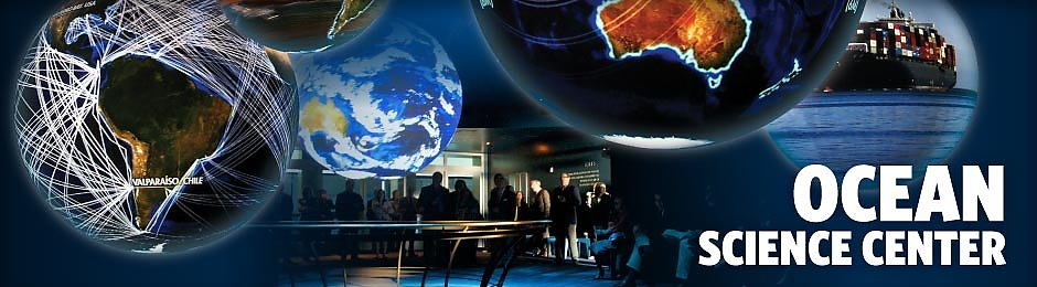 Ocean Science Center - banner