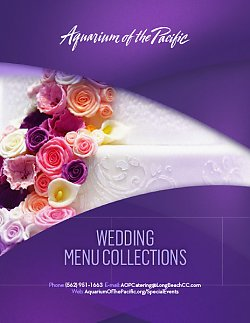Wedding Events Menu Collections cover