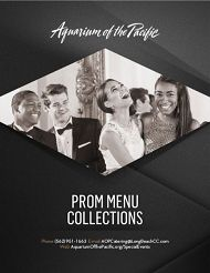 Prom Menu Collections cover