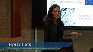 Lecture Archive: Holly Buck interview still