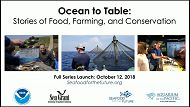 Lecture Archive: Meet the Ocean's Farmers interview still