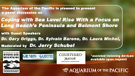 Lecture Archive: Sea Level Rise Panel interview still