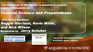 Lecture Archive: Tsunami Science and Preparedness