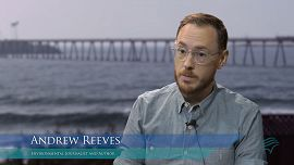 Andrew Reeves interview still