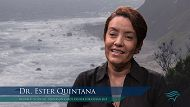 Ester Quintana interview still