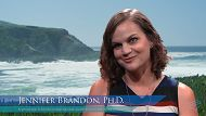 Jennifer Brandon interview still