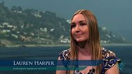 Lauren Harper interview still
