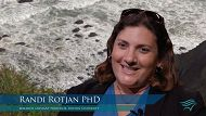 Dr. Randi Rotjan interview still