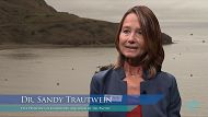 Dr. Sandy Trautwein interview still