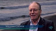 William Cooper interview still