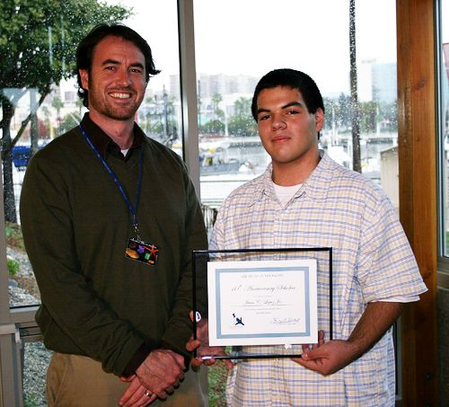 Aquarium of the Pacific Announces Juan Lopez as its December 10th Anniversary Scholar
